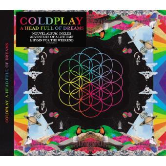 En 6ème place de notre classement des meilleurs albums de Coldplay