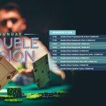 Double vision, le nouveau tournoi de poker du dimanche