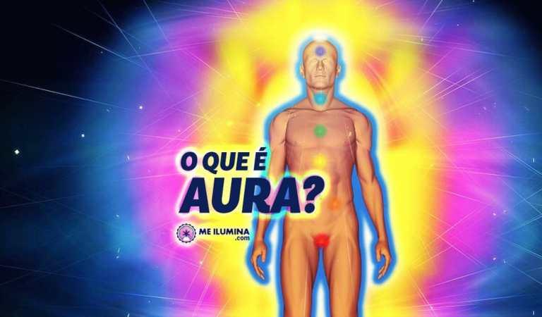 """O que é""""aura""""e o significado de suas cores"""