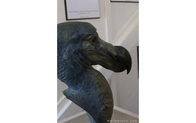 things to do in Mauritius: See the dodo replica at Ile Aux Aigrettes