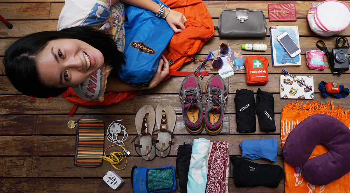 Why you should travel light and how to do it like a pro