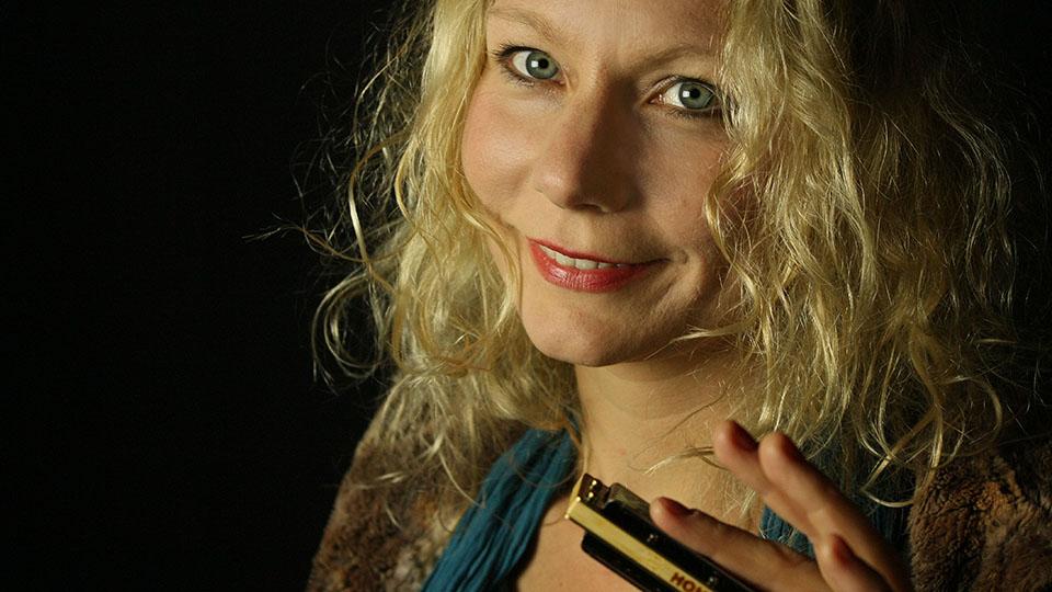 Bluesharp-Workshop mit Linda Krieg