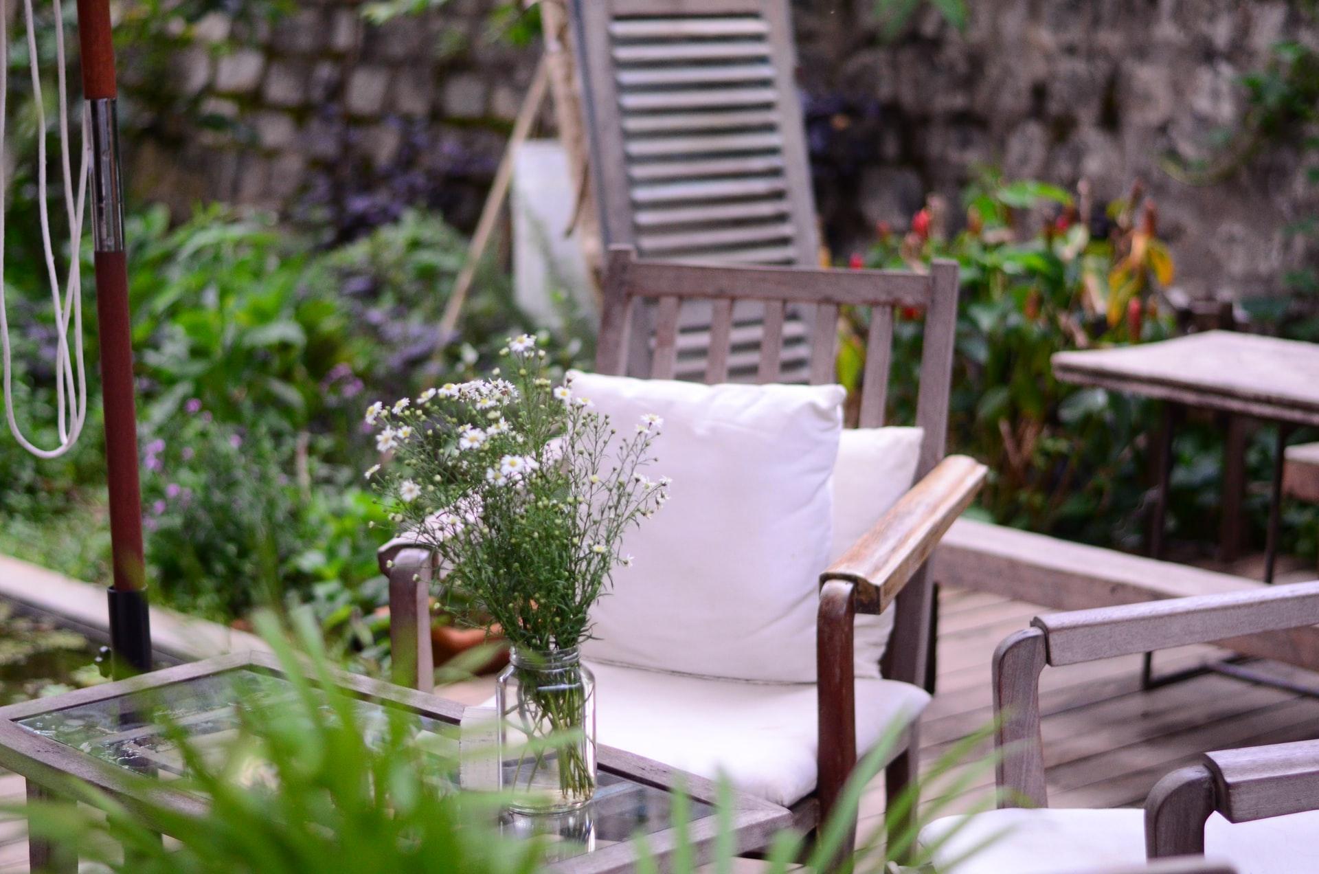 Ein Gartenraum, der funktioniert