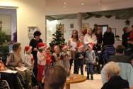 Weihnachtskonzert im AWO Seniorenzentrum