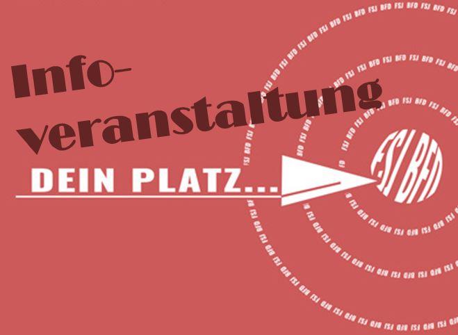 Infoveranstaltung Infoveranstaltung Freiwilligendienste FSJ und BFD in Halle (Saale) Caritas Freiwilligendienste