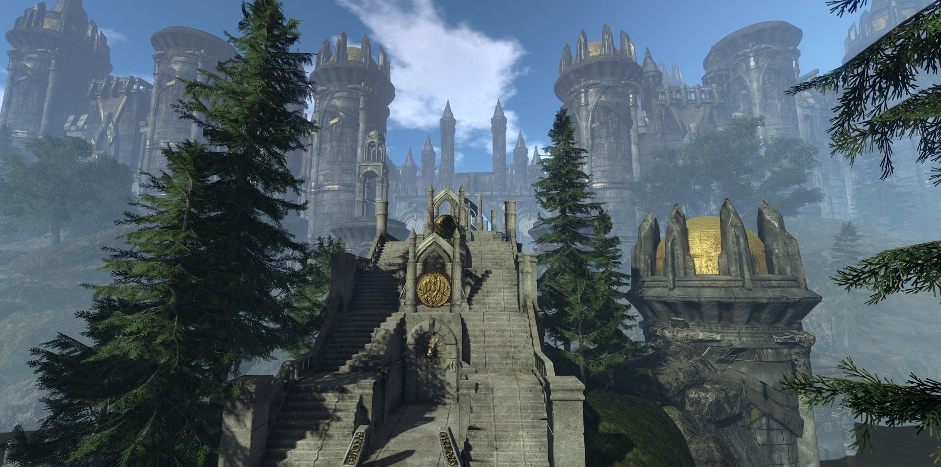 Pantheon MMORPG Nach Tiefem Fall Wieder Auf Kurs