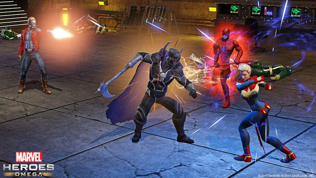 Marvel Heroes Omega Alle Infos Zum Action MMO