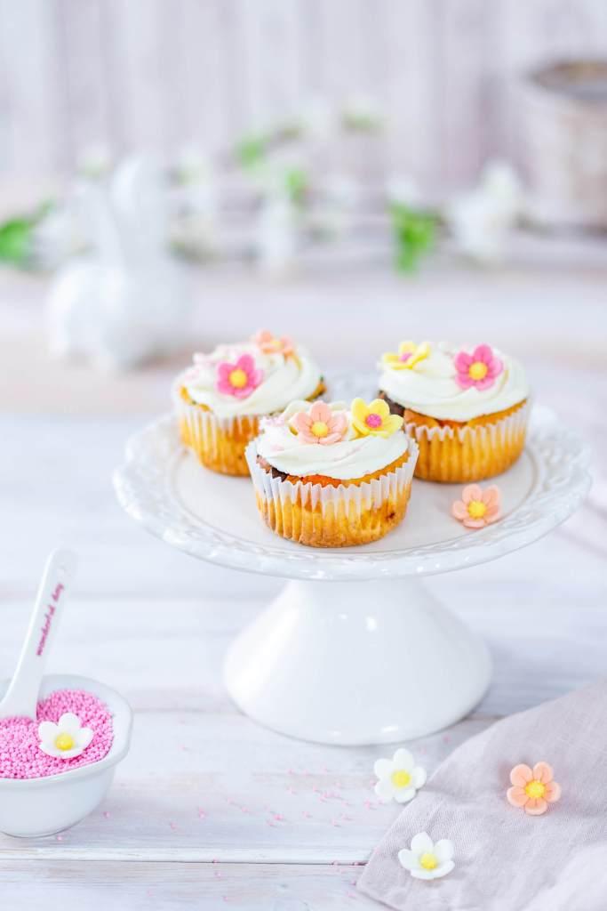 Joghurt-Muffins mit Mandarinen