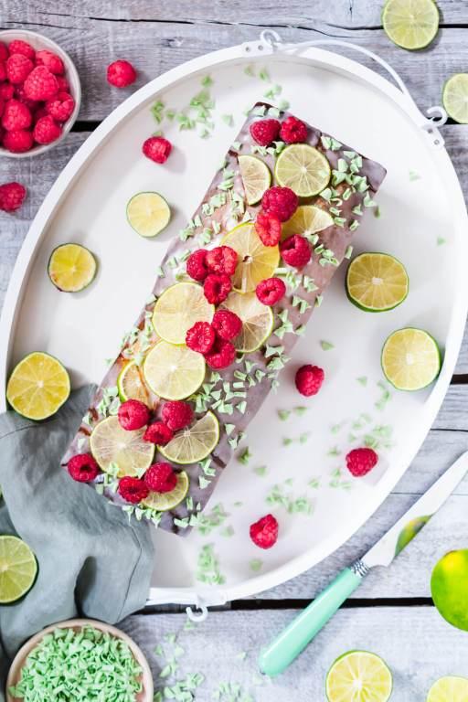 Limettenkuchen