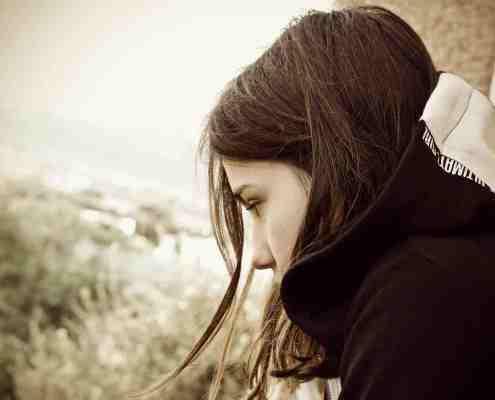 Sorgen und negative Gedanken