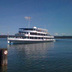 Radtour um den Starnberger See