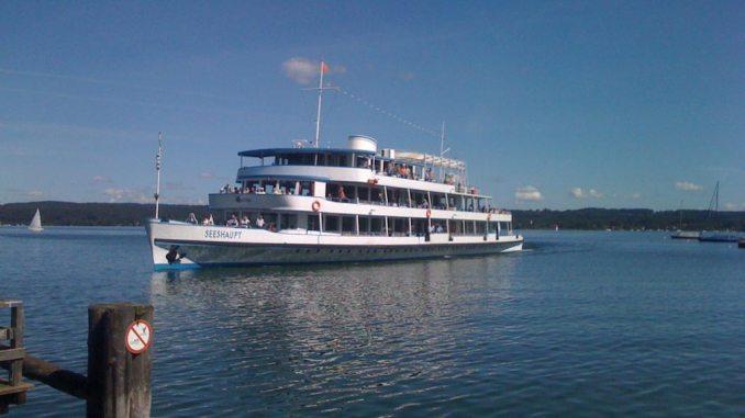 Nach der Radtour um den Starnberger See