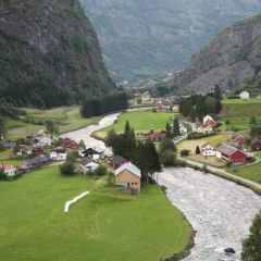 Auf Schusters Rappen durch Norwegen