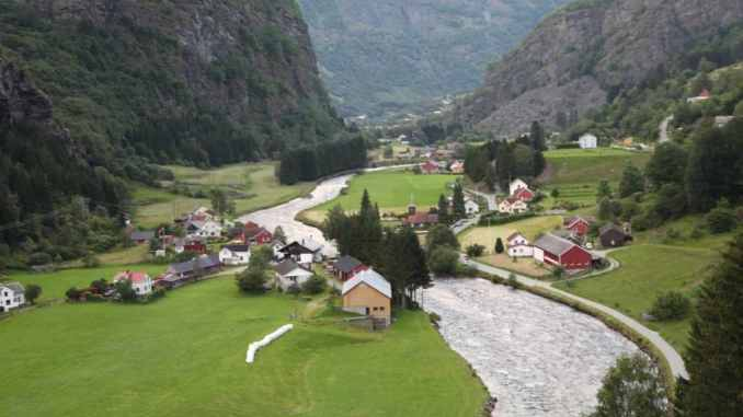 Norwegen zu Fuss erleben