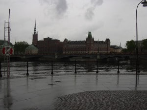 Abstecher nach Stockholm