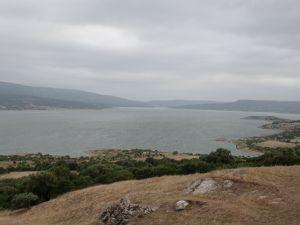 Lago Omodeo bei Sedilo