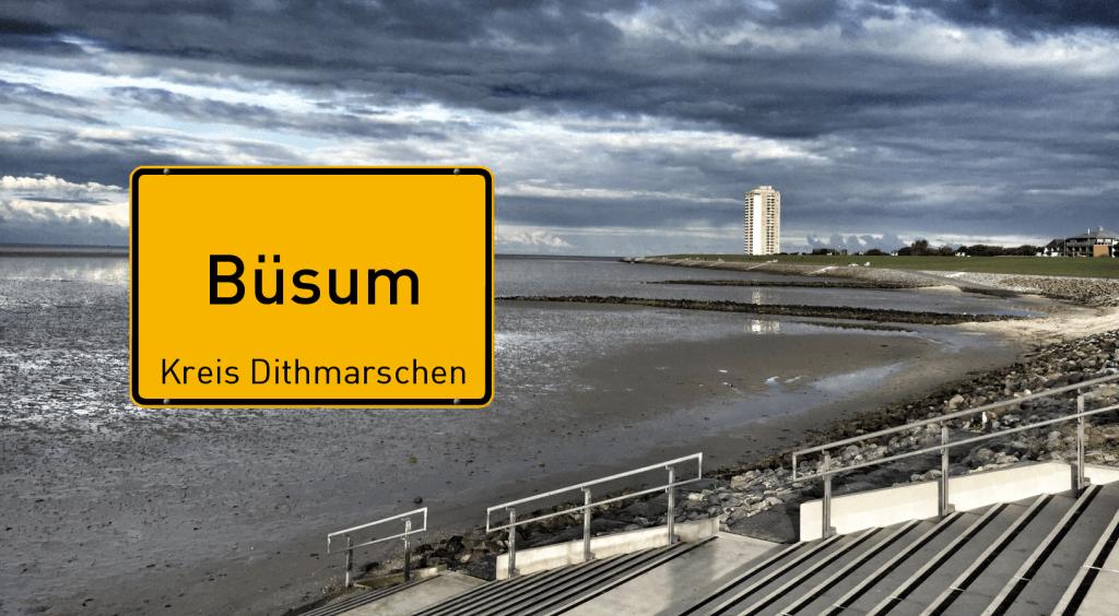 Büsum - Kreis Diethmarschen