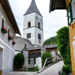 Kirche Pürgg