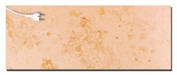Infrarot-Marmor-Heizkörper 800 W