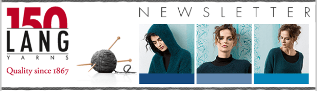 Newsletter Lang Yarns 01/2017