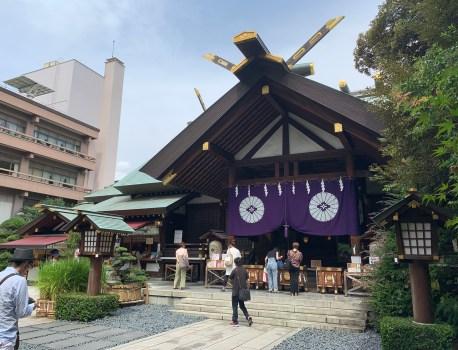 パワースポット②東京大神宮(東京都千代田区)