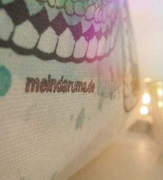 Kissen SNAKE 40x40cm – meindaruma