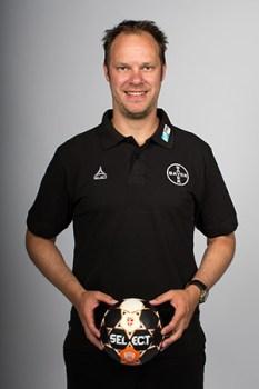 Trainer Uli Kriebel