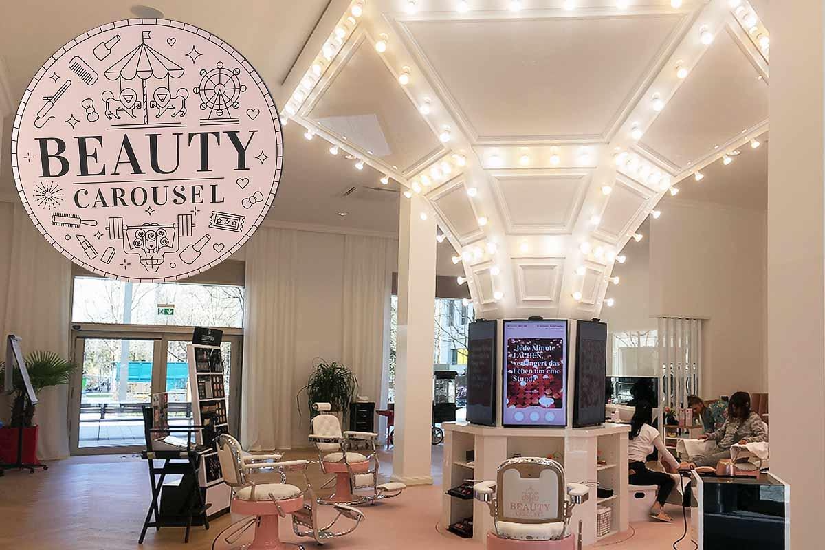 """Das """"Beauty-Carousel"""" - Meine Damen!"""