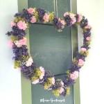 Lavendel – Rose – Frauenmantel