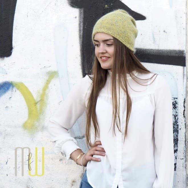 Mütze stricken Talvi