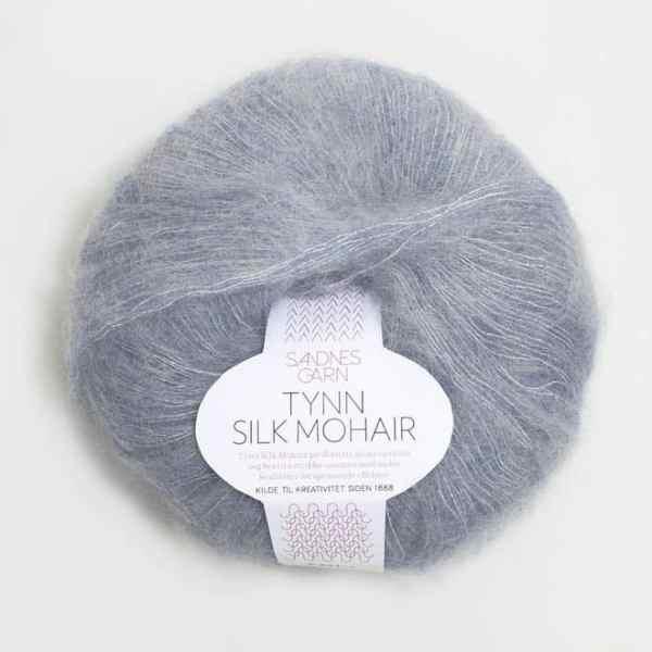 Tynn Silk Mohair 5835
