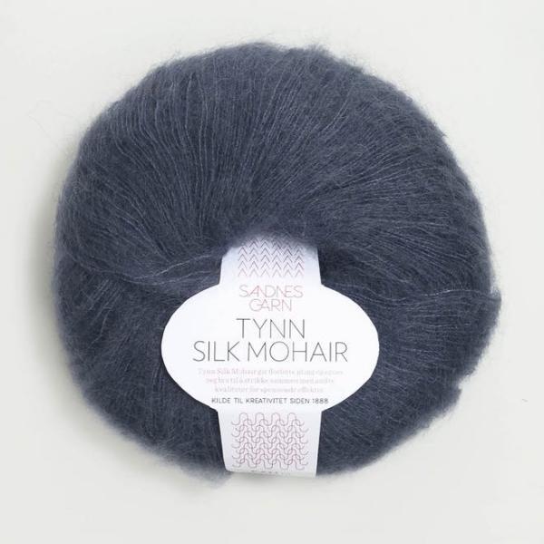 Tynn Silk Mohair 6081