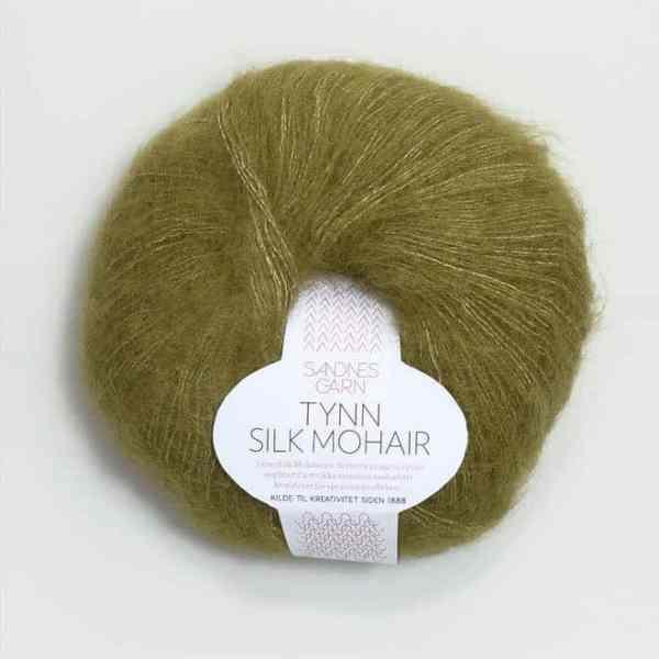 Tynn Silk Mohair 9850