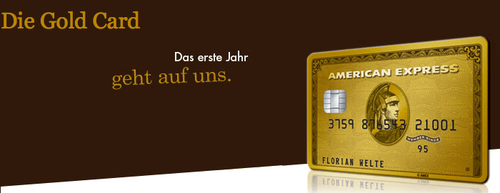 American Express Gold Credit Card Germany – 15.000 Points + 1 Year Free + 75€ Amazon Gift Card