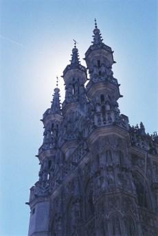 Rathaus Loewen Leuven