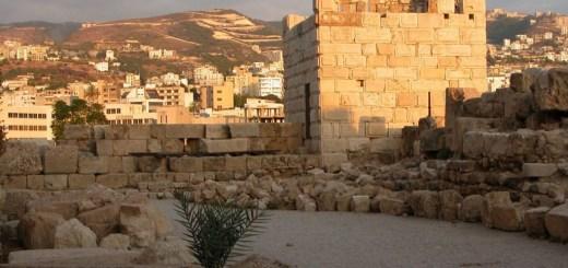 Бейрут древний город