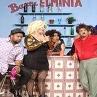 El Gago y Lengua de Mime Boca de piano es un show