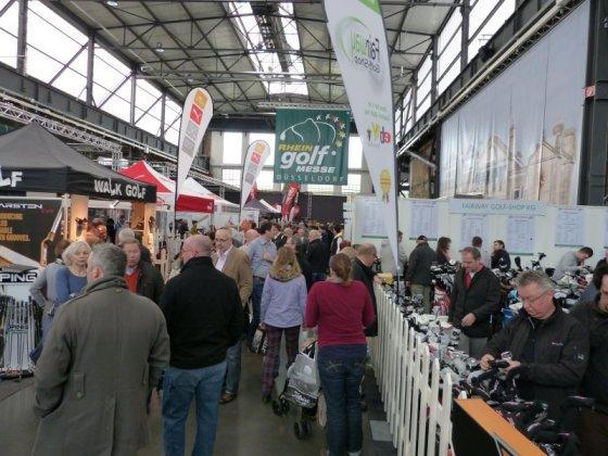 Rheingolf Messe