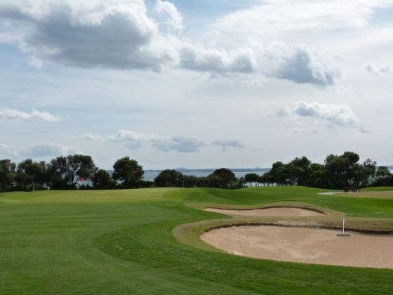 Mallorca: Golfplatz Alcanada