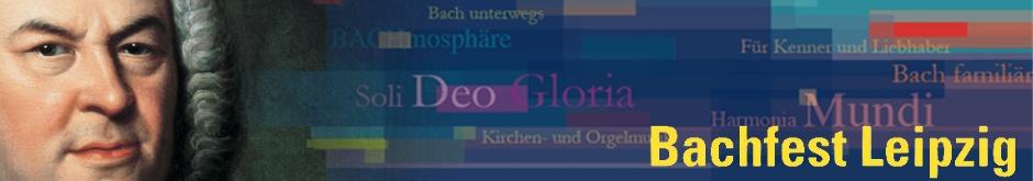 Bachfest Leipzig 2009