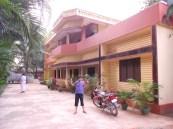 Das Gästehaus in Nabarangpur