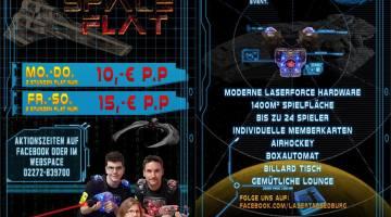 Laser Space Flat Lasertag Bedburg
