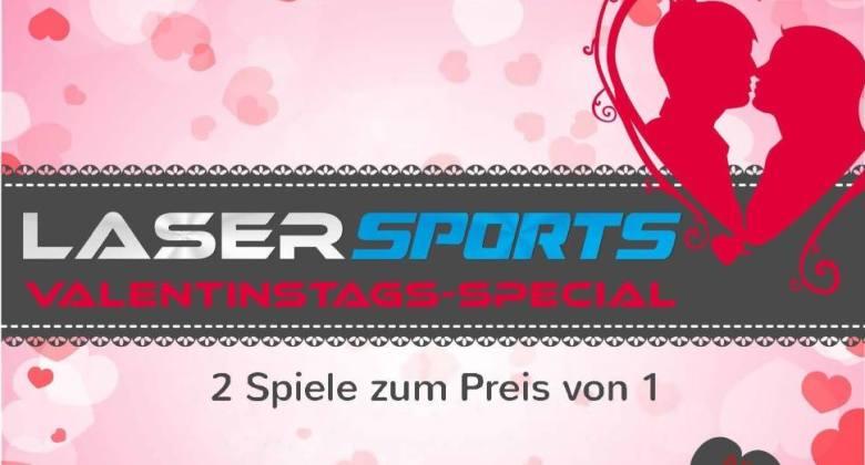 LaserSports Lasertag Göttingen 2 für 1 meinlasertag
