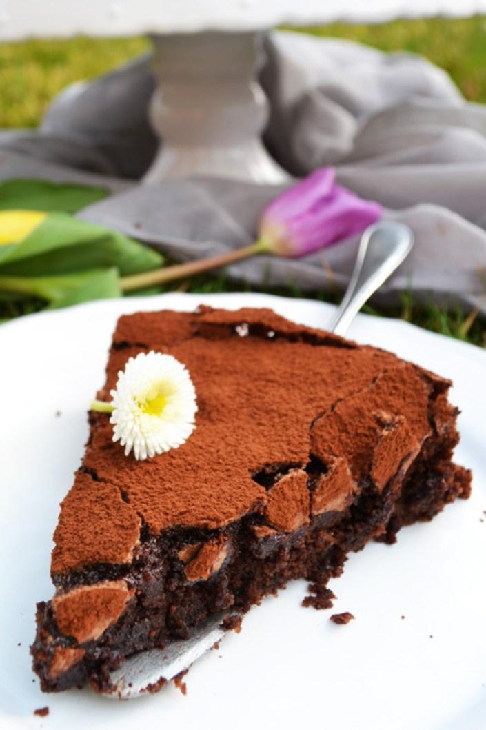 Einfach perfekt! Schoko-Fondant-Kuchen