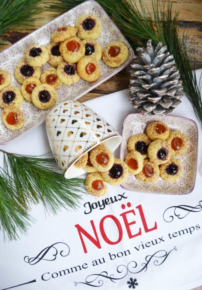 In der Weihnachtsbäckerei! Husarenkrapferl, Linzerkipferln, Florentiner und Kokosstangerln