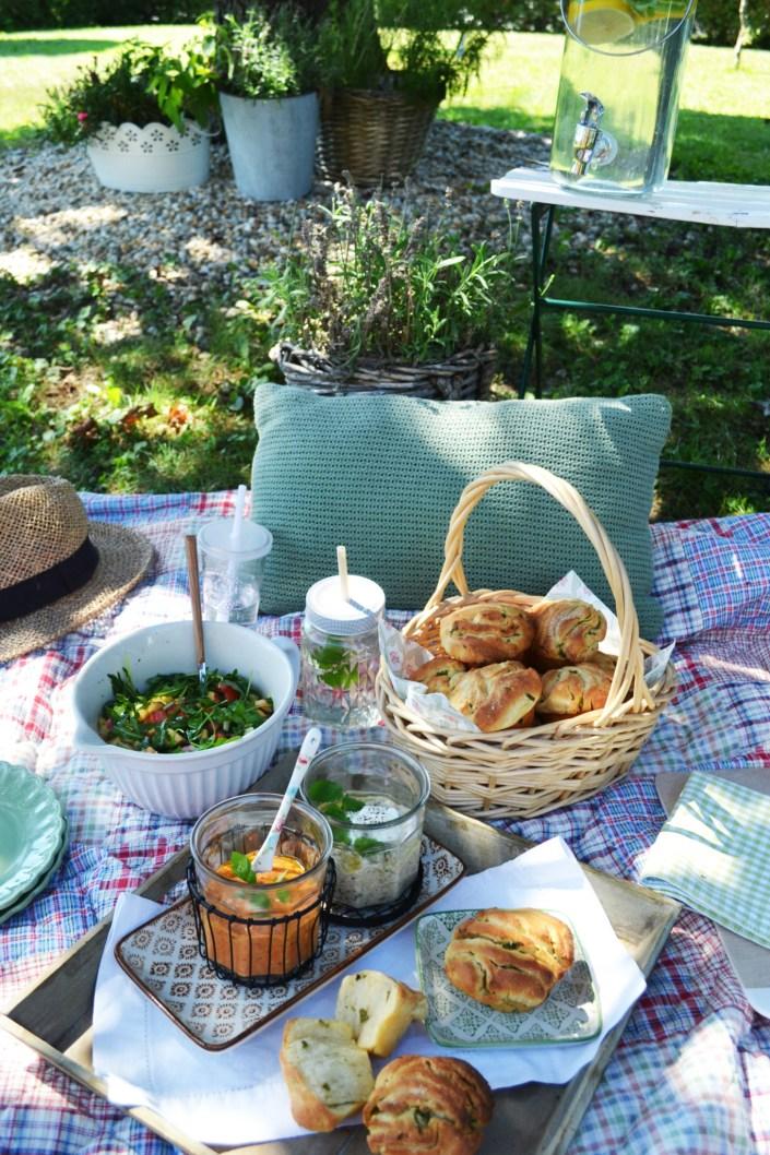 Le rendez-vous outdoor! Picknickideen für heiße Sommertage