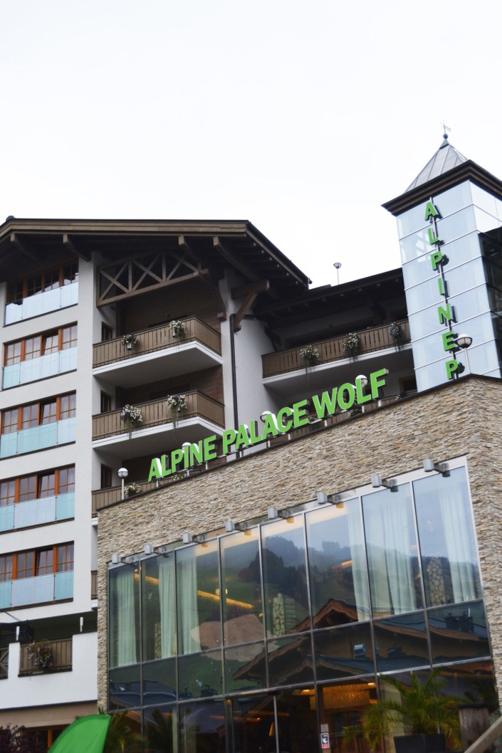 Herbstlicher Gourmetzauber im Hotel Alpine Palace / Saalbach Hinterglemm