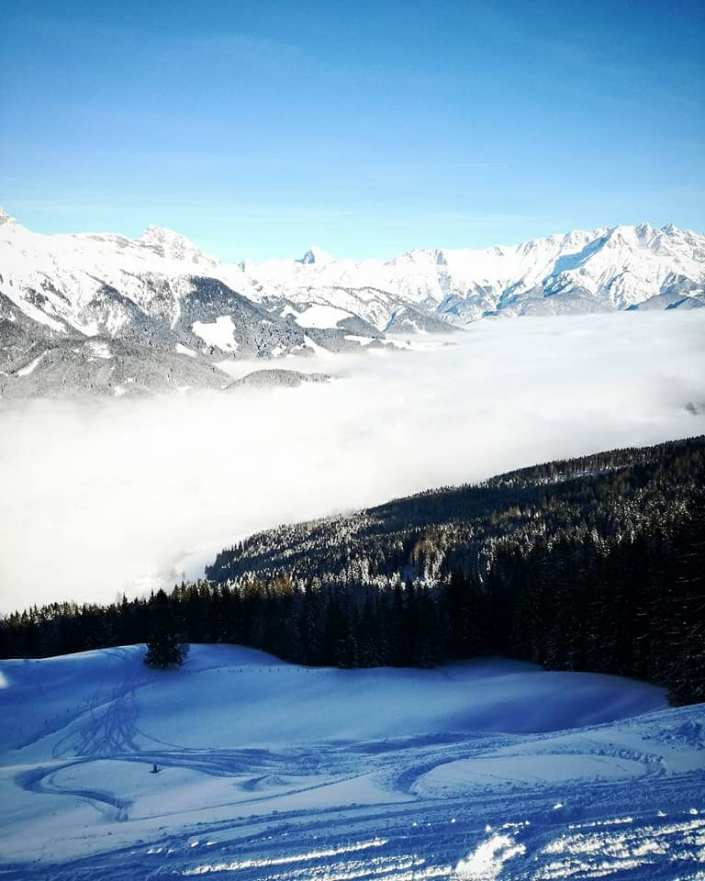 HOME OF LÄSSIG! mama thresl beschert uns den schönsten Winterurlaub mit unvergesslichen Momenten