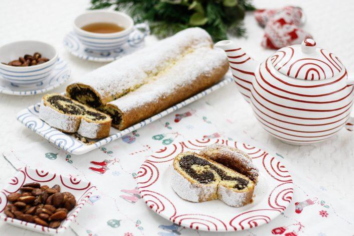 ZWEITES ADVENTSWOCHENENDE! Weihnachtsstollen mit Pflaumen und Gebrannte Zimt-Vanille-Mandeln