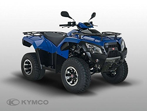 Kymco MXU 300 R Onroad Alufelge, Farben:Blau